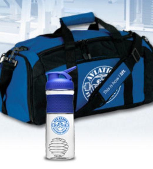Fitness Bag Combo