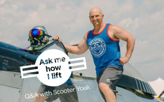Q&A with Scooter Yoak
